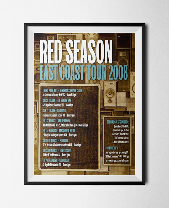 Red Season Tour