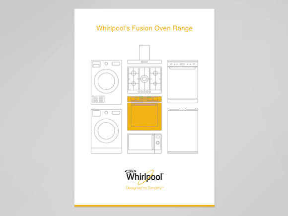 FUSION OVEN BROCHURE FRONT