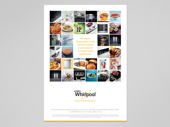 FUSION OVEN BROCHURE BACK