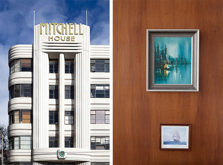 Building and picture