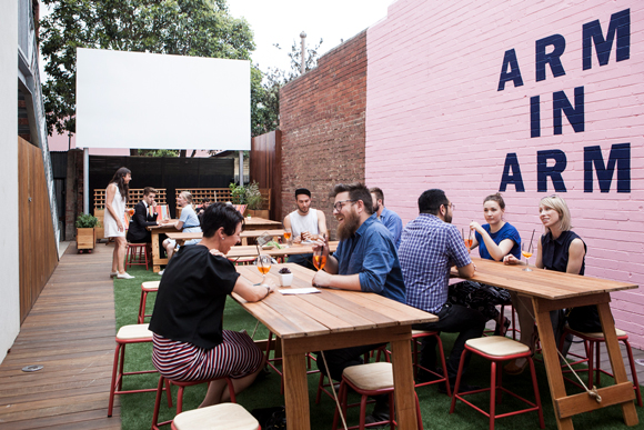 Westgarth+cinema+courtyard